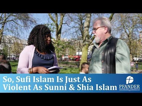SO, SUFI ISLAM IS JUST AS VIOLENT AS SUNNI & SHIA ISLAM