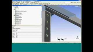 Mechanically Fastened Joints & Bolt Preload | ANSYS e-Learning | CAE Associates