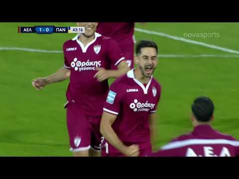 AEL Larissa Panetolikos Goals And Highlights