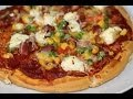 How to make Pizza Nigerian Food Nigeria Cuisine