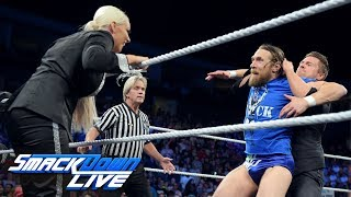 Fresh off their victory over Daniel Bryan & Brie Bella, WWE's A-Lis...