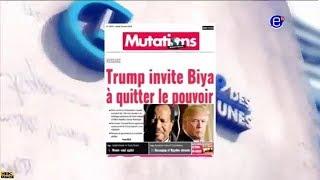 LA REVUE DES GRANDES UNES EQUINOXE TV DU MARDI 22 MAI 2018TV