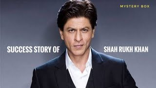 Success story of Shah Rukh Khan (SRK) | King Khan | Malayalam | Mystery Box