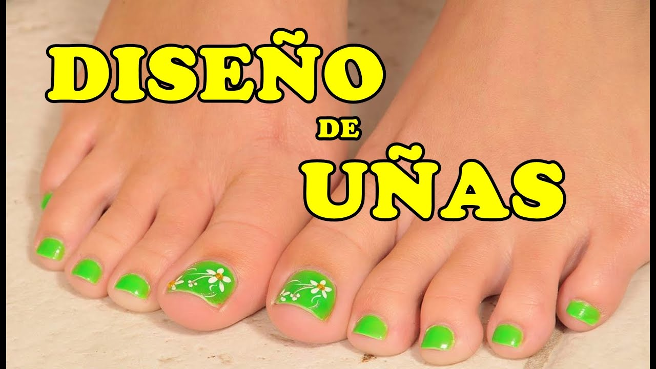 DISEÑO DE UÑAS PARA PIES - photo#48