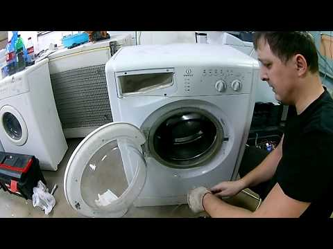 Ремонт стиральной машины индезит wisl 102 своими руками