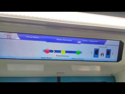 [MRT Malaysia] Dynamic Route Map Display