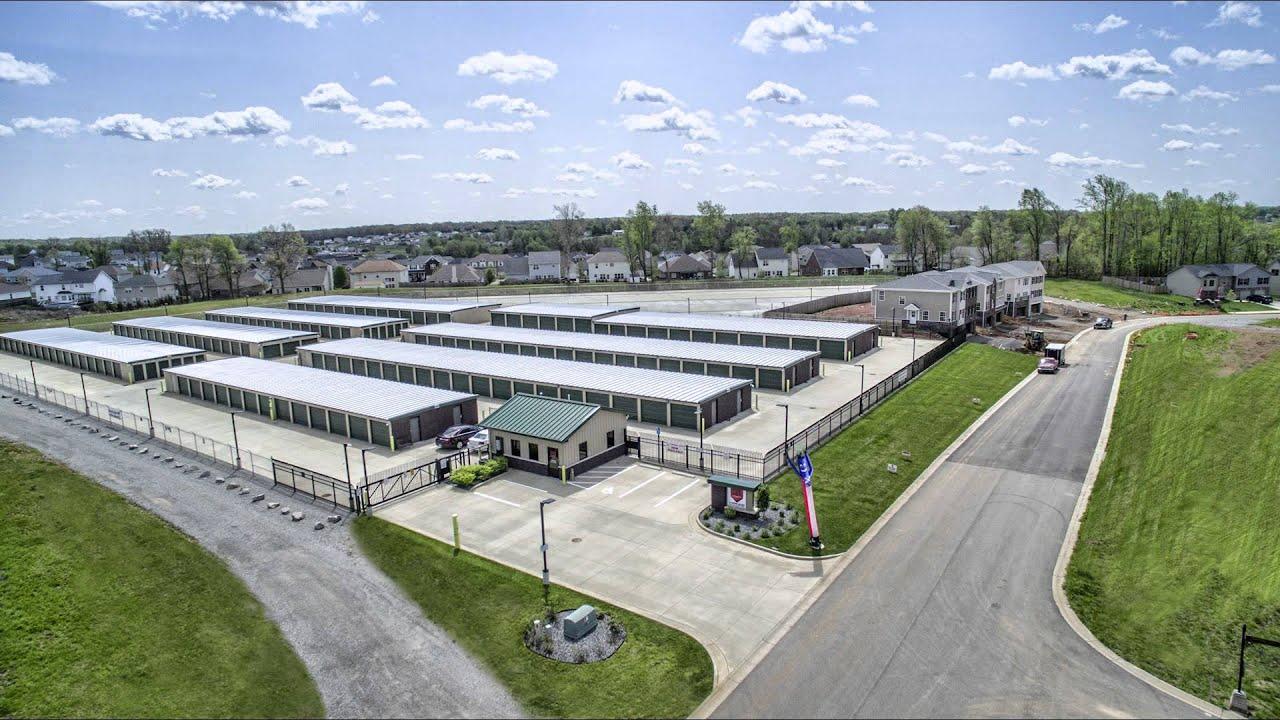 Vine Grove / Fort Knox   FOX DEN STORE IT Self Storage Rental Intro