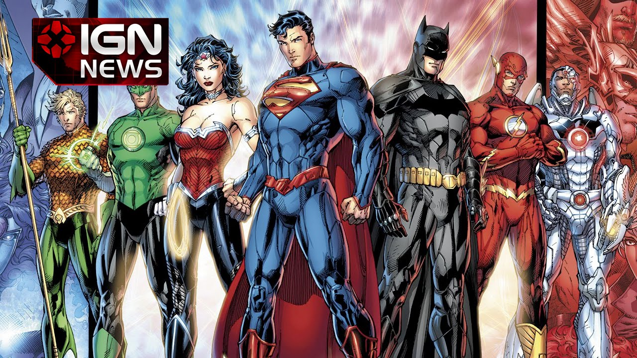 dc comics is officially ending the new 52 ign news youtube