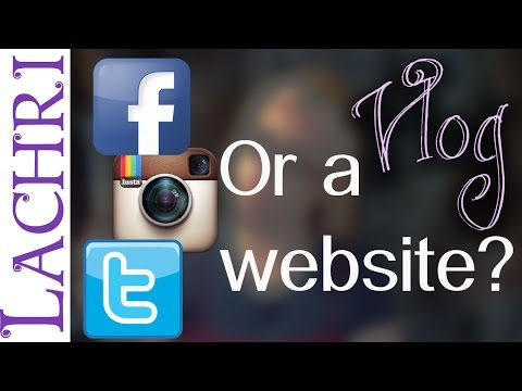 social media tips for artists - do you still need a website? w/ Lachri