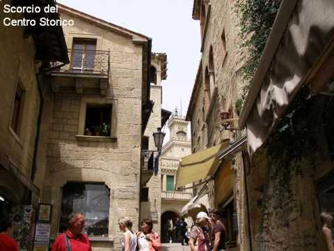 La città di San Marino