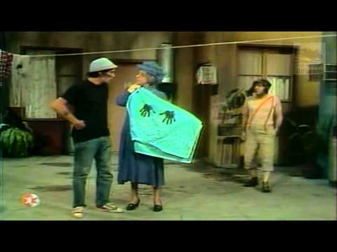 El Chavo del 8 en HD - Bañando Al Chavo (1975) T/3 cap.