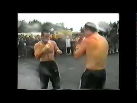 Vintage Irish bare knuckle Boxing