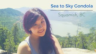 Sea To Sky Gondola In Squamish, BC! Easy hikes, great view.