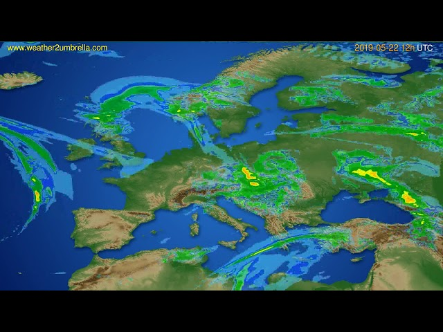 <span class='as_h2'><a href='https://webtv.eklogika.gr/radar-forecast-europe-modelrun-00h-utc-2019-05-22' target='_blank' title='Radar forecast Europe // modelrun: 00h UTC 2019-05-22'>Radar forecast Europe // modelrun: 00h UTC 2019-05-22</a></span>