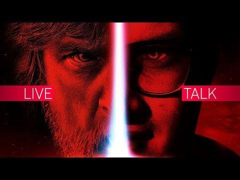 Die Probleme & Theorien zu Star Wars 8 | Live-Diskussion mit SPOILERN
