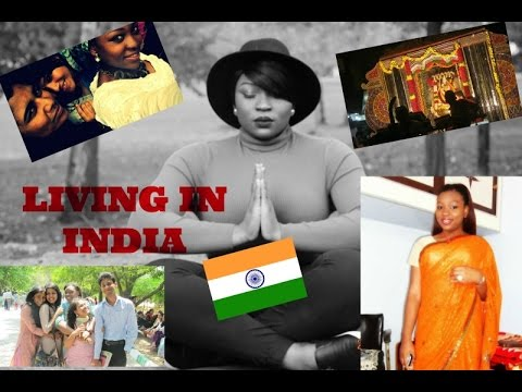 A BLACK GIRL LIVING IN INDIA/ My Living In India Story/ Lara Ayodele