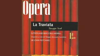 La traviata Act I 34 Follie Delirio vano è questo
