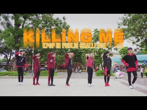 [KPOP IN PUBLIC CHALLENGE] iKON - '죽겠다(KILLING ME)' Dance cover by M.S Crew From Vietnam