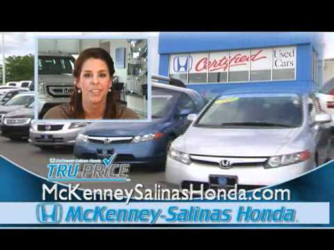 honda accord for sale at mckenney salinas honda gastonia nc youtube. Black Bedroom Furniture Sets. Home Design Ideas