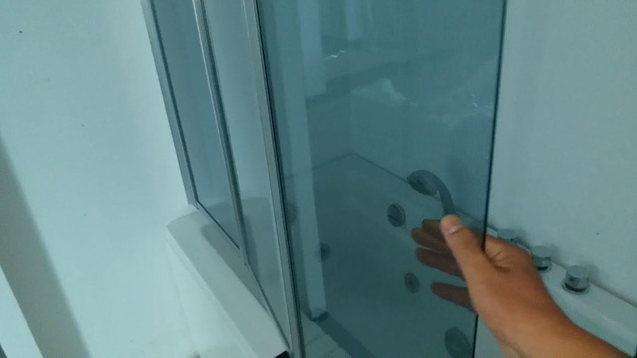 To Arman-Shower Screens for Bathtub - YouTube