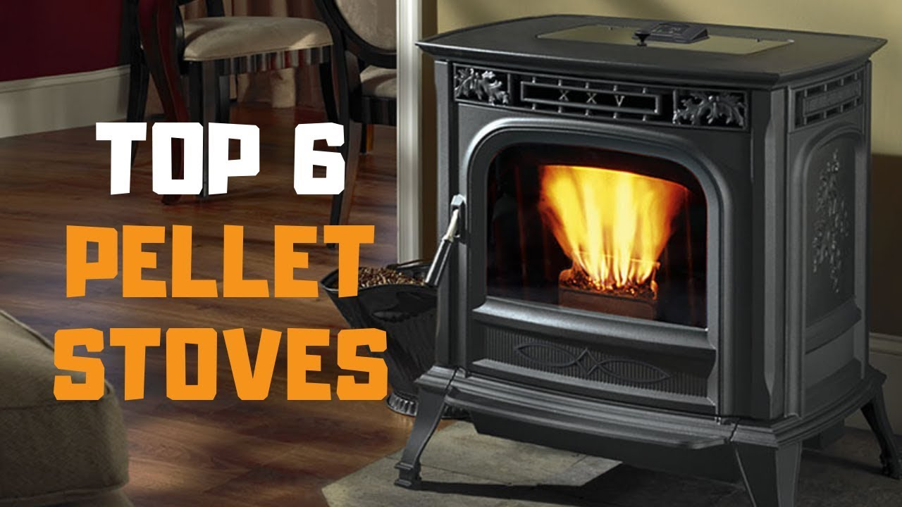Best Pellet Stove In 2019 Top 6 Pellet Stoves Review Youtube