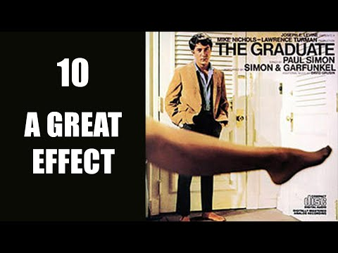 A Great Effect - Simon & Garfunkel - The Graduate