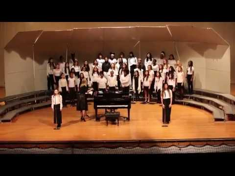 Stitches Shawn Mendes - Kingsview Middle School Advanced Treble Chorus