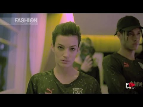 PUMA and Trapstar Launch Preview Collection by Fashion Channel