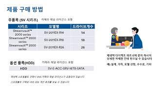 융합보안 솔루션 온라인 세미나 8편 - 삼자단가/우수조…