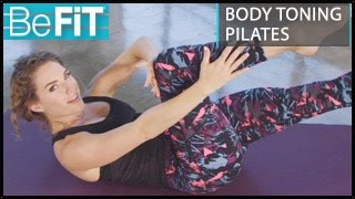 Body Toning Pilates Workout: Kara Griffin