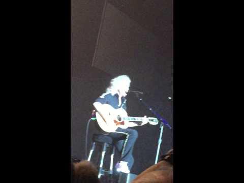 Brian May - Fog on the Tyne - Newcastle 13/01/15