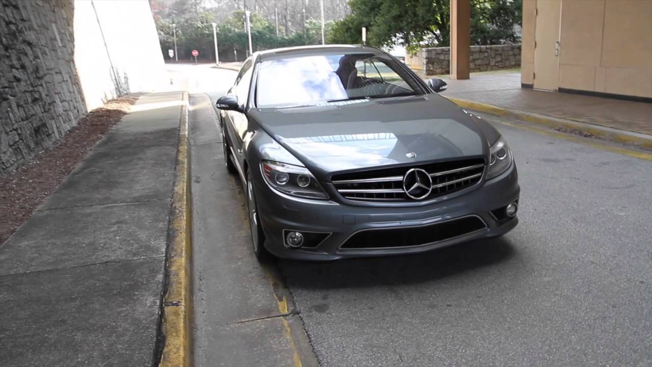2008 mercedes benz cl63 amg for sale youtube. Black Bedroom Furniture Sets. Home Design Ideas