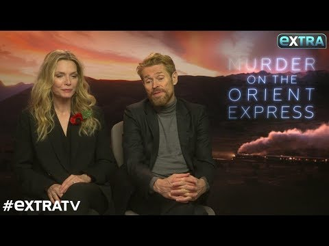 'Murder on the Orient Express' Cast Talks Working with Johnn