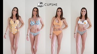 Cupshe Bikini Haul   Summer is Coming!!!