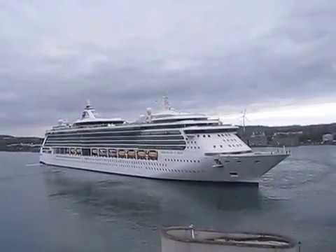 Serenade of the Seas, departs from  Cobh Cruise Terminal on Thursday April 27th 2017 at 7pm
