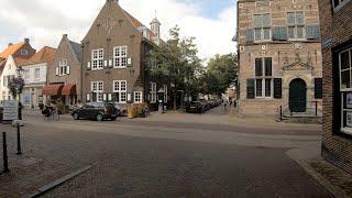 Walking in Naarden ⛅ | The Netherlands - 4K60