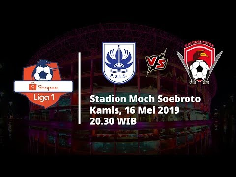 Jadwal Pertandingan Pekan Pertama Liga 1 2019, PSIS Semarang Vs Kalteng Putra, Kamis (16/5)