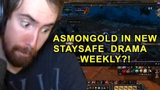 ASMONGOLD REACTS TO HIS RECENT DUEL WITH DWANE IN STAYSAFE'S VIDEO