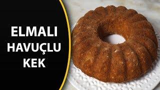 Elmalı havuçlu kek tarifi - Elmalı kek tarifleri