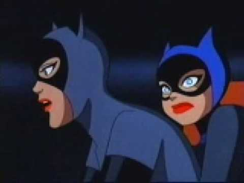 Cat Girl Batman