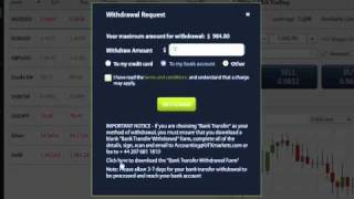 How to Withdraw Funds with UFXMarkets