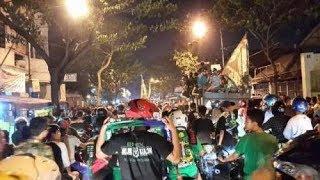 Konvoi Bonek Di Banjarmasin - Barito Putera vs Persebaya