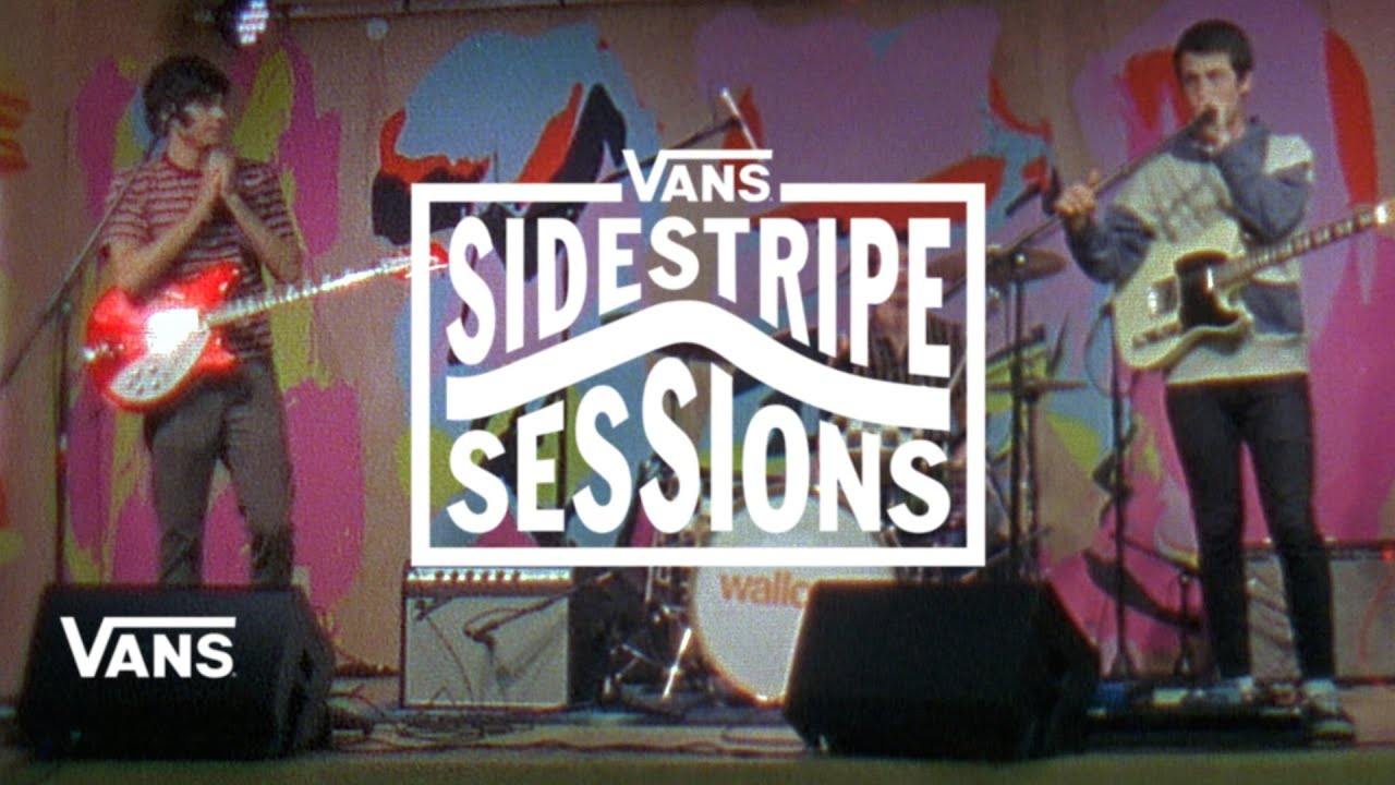 8527cb8bdf Wallows: Vans Sidestripe Sessions | VANS