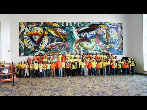 The Oregon Convention Center Renovation Project on YouTube