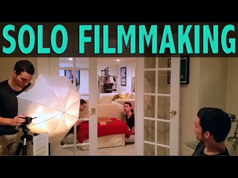 Fix: S1E15 Pros and Cons of Filmmaking Alone (The Solo Artist)