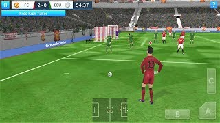 Dream League Soccer 2018 Android Gameplay #10