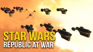 STAR WARS REPUBLIC AT WAR! Ep 14