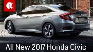 Honda To Launch All New 2017 Civic In India This Year