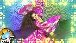 Belly Dance Folklore Solo FINAL ☀ Мария Гаркуша ☀ Juvenals High League ☀ Ukraine Oryantal Dans