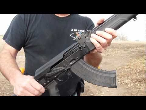 Intro to the the Saiga AK47: What is cool about the Saiga AK47?
